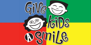 Give Kids a Smile Free Dental care for kids