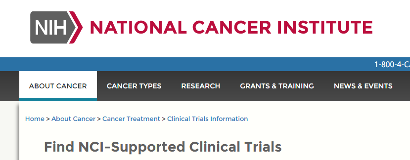nci-clinical-trials