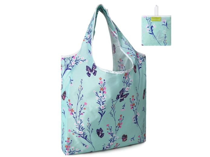 reusable nylon gift bag for cancer care package