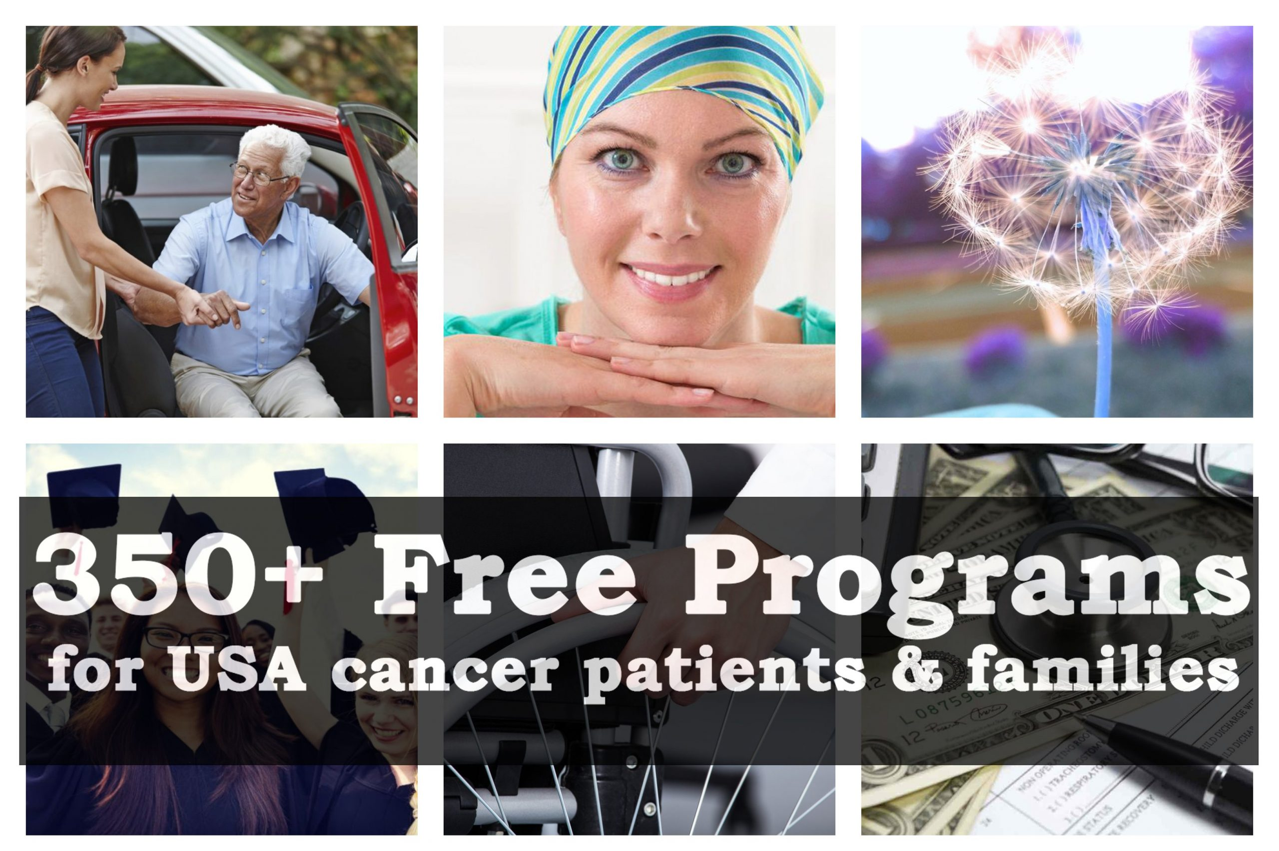 Free Programs for Cancer Patients and Families