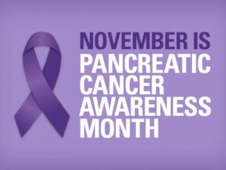 Pancreatic Cancer Awareness Month: November