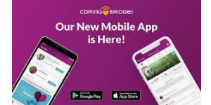 CaringBridge Mobile App for Cancer Patients