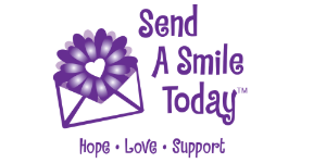 Send a Smile Inspirational greeting cards for cancer patients