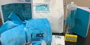 ALA Lung Cancer Courage Kit