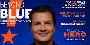 Beyond Blue Free Magazine for Colorectal Cancer Patients