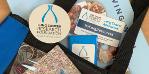 LCRF Free Care Kit for Lung Cancer Patients
