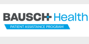 Bausch Health Prescription Assistance for Cancer Patients