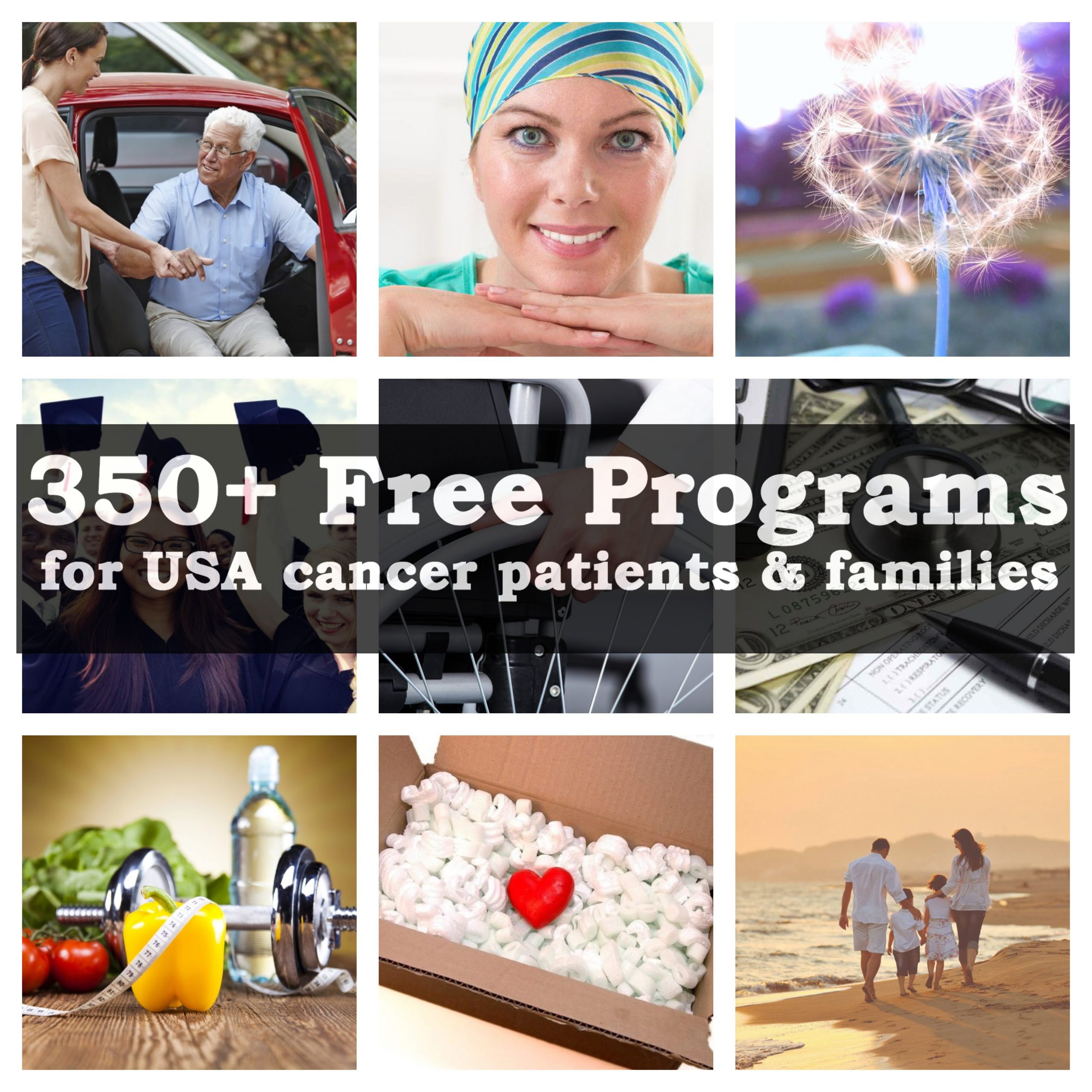Free USA Products and Services for Cancer Patients and Families