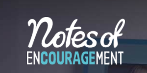 Notes of Encouragement Free Free Care Package for Lung Cancer Patients