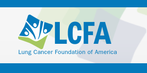 Lung Cancer Foundation of America Support